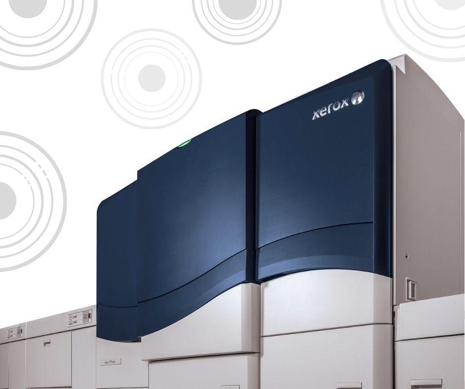 Xerox IGEN 5 Digital Printer